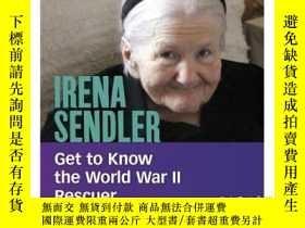 二手書博民逛書店Irena罕見Sendler: Get to Know the