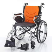 均佳 機械式輪椅  JW-450 掀腳型 贈好禮