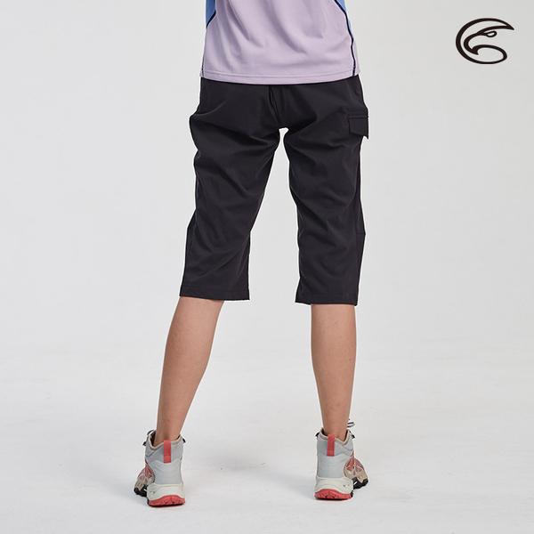 ADISI 女SUPPLEX彈性吸排七分褲AP2011066 (S-2XL) / 城市綠洲 (不起皺、吸排、輕薄、快乾、透氣)