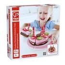 【德國 Hape】 2021新貨 SF00825 美味生日蛋糕切切樂