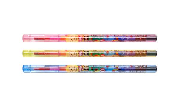 【雄獅】NS-008 奶油獅彩虹筆 (隨機出貨)