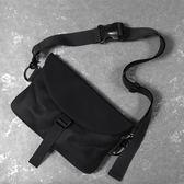 2018新款斜挎包胸包韓版休閒單肩包男士包包手包運動包小背包女潮 挪威森林