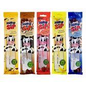 Milky Sip 神奇牛奶吸管(6gx5入) 多款可選【小三美日】