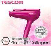 TESCOM 白金奈米膠原蛋白吹風機TCD5000  TCD5000TW 群光公司貨