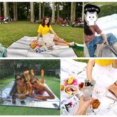 鋁膜防潮墊單人宿舍 學生野餐墊戶外加厚家用地墊帳篷沙灘 igo 黛尼時尚精品