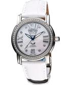 Ogival 愛其華 羅馬典雅真鑽機械腕錶361ADD-1MS皮