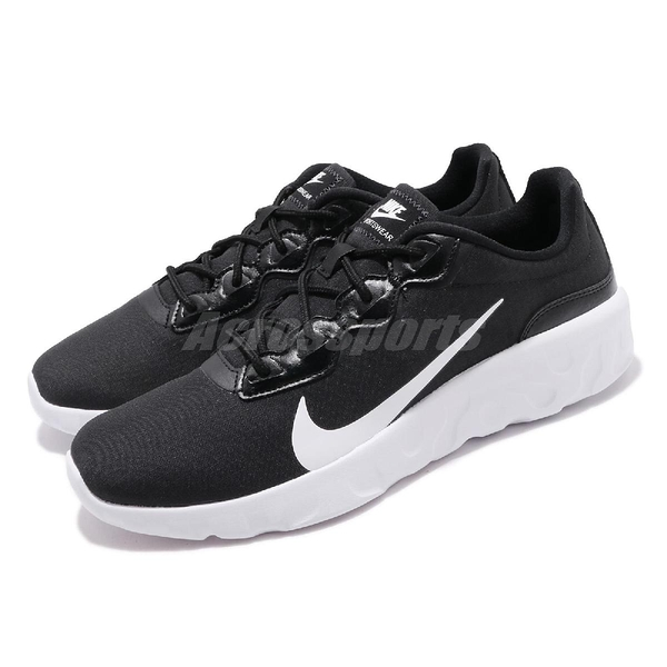 Nike 慢跑鞋 Explore Strada WNTR 黑 白 男鞋 運動鞋 【ACS】 CQ7626-002