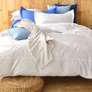 床包/雙人-[素色寢具]-53101-白...
