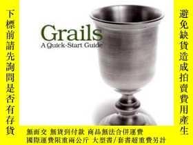 二手書博民逛書店罕見GrailsY364682 Dave Klein Pragmatic Bookshelf 出版2009