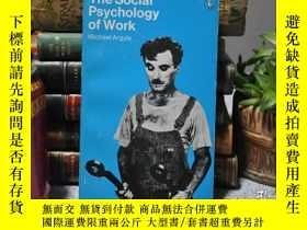 二手書博民逛書店1974年,鵜鶘初版,The罕見Social Psycholog
