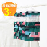 【佶之屋】清新可掛式強力防潮防霉除濕袋-三入組(風車x3)