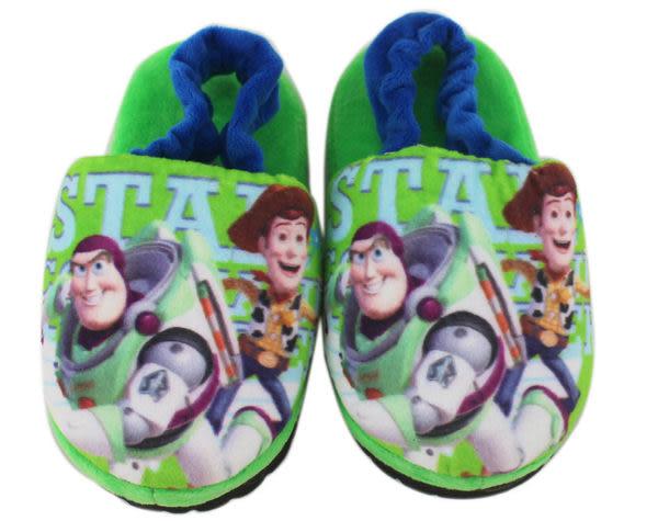 【卡漫城】玩具總動員 絨毛拖鞋 16.5cm ㊣版 巴斯 胡迪 Buzz 兒童 伸縮帶 浴室 保暖拖鞋 室內鞋