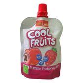 【愛吾兒】法國Vitabio 有機優鮮果-蘋果、草莓、藍莓 12個月以上適合