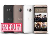 【福利品】宏達電 4G 雙卡雙待智慧手機 HTC One ME dual sim / M9ew 3GB RAM / 32GB ROM  5.2吋 八核心 指紋辨識
