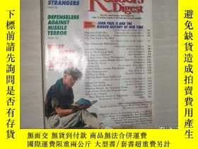 二手書博民逛書店READER S罕見DIGEST 1996【2冊合售見圖】【052】Y289578 READER S DIGE