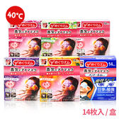 日本 花王 蒸氣感溫熱眼罩 14枚入【BG Shop】原味/薰衣草/玫瑰/洋甘菊/柚香