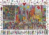 德國進口 1000片拼圖 時代廣場 成人減壓益智拼圖【步行者戶外生活館】
