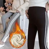孕婦褲 孕婦褲子春秋裝外穿小腳褲托腹褲運動打底長褲冬加絨 辛瑞拉