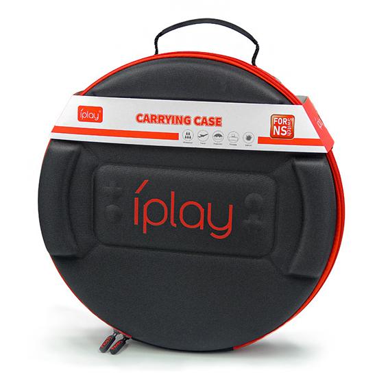 [哈GAME族]免運費 可刷卡●可收主機+左右手控制器●iPlay NS HBS-202 Ring-con健身環主機收納包