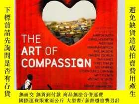 二手書博民逛書店The罕見Art of Compassion 英文原版-《慈悲的