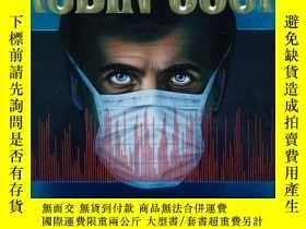 二手書博民逛書店英文原版書罕見Acceptable Risk (A Medical Thriller) Mass Market P
