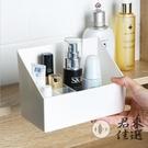 化妝品收納盒唇釉展示架桌面多格化妝盒【君來佳選】
