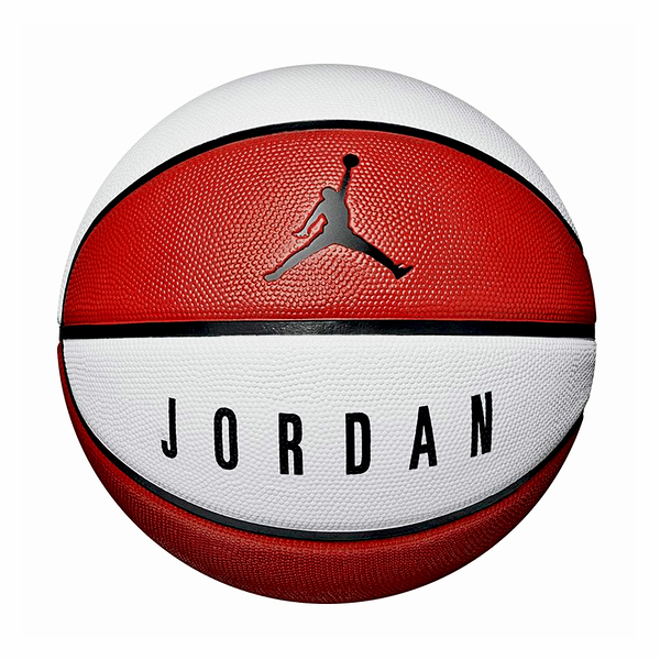 Nike Jordan Playground 8P [J000186561107] 籃球 7號 耐磨 控球佳 戶外 紅白