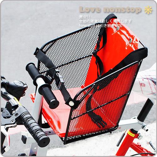 ☆樂樂購☆鐵馬星空☆自行車/親子車安全前座座椅+兩用安全帶* (P17-205)