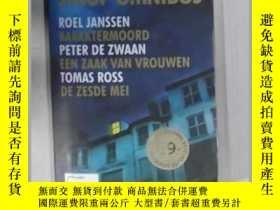 二手書博民逛書店荷蘭語原版罕見De Gouden Strop Omnibus b