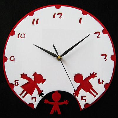 童話世界風格藝術掛鐘