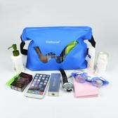 戶外旅行防水袋腰包雜物袋海灘游泳相機潛水套手機袋漂流收納包【限時八五折】