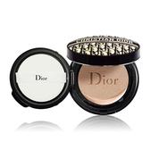 Dior迪奧 超完美柔霧光氣墊粉餅14g 經典緹花版 多色可選 《小婷子》(預購商品)