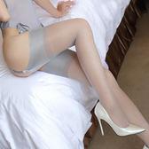 寬邊防滑超薄性感長筒絲襪高筒過膝襪日繫透明女 【販衣小築】