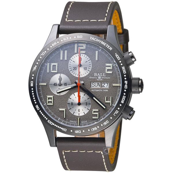 BALL波爾 FIREMAN STORM CHASER機械錶   CM2192C-L4A-GY