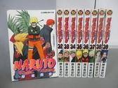 【書寶二手書T6/漫畫書_RCQ】NARUTO火影忍者_31~39集間_共9本合售_岸本齊史