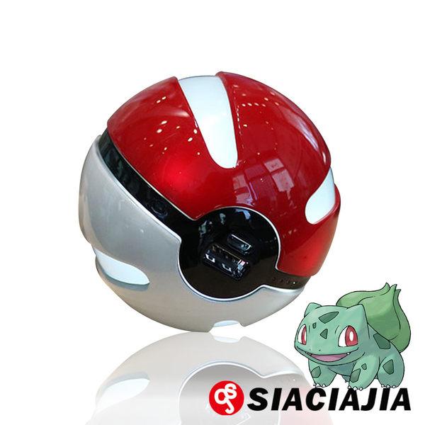 《現貨》SCJ-Pokemon GO寶可夢 10000mAh寶貝球行電源-第一代