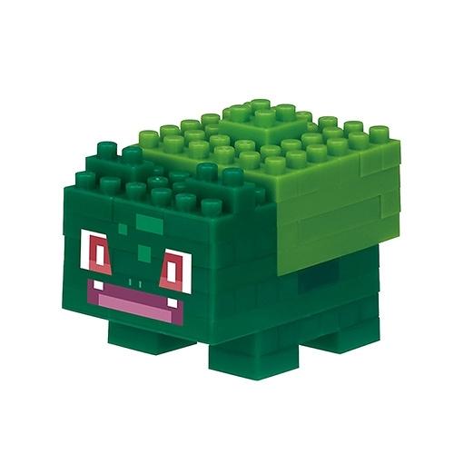 《 Nano Block 迷你積木 》NBPM-039 POKEMON QUEST 妙蛙種子╭★ JOYBUS玩具百貨