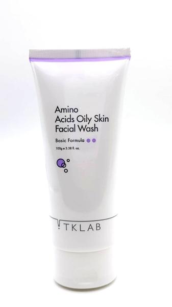 TKLAB 氨基酸油肌版潔顏霜 100g