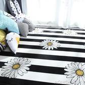 北歐地毯臥室滿鋪可愛房間家用床邊客廳茶幾沙發地墊飄窗門墊   莫妮卡小屋  YXS