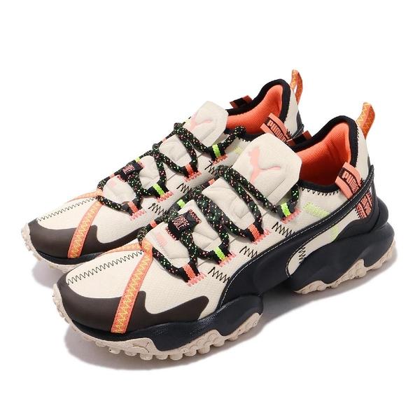 Puma 慢跑鞋 Erupt TRL First Mile 米白 黑 男鞋 女鞋 運動鞋 聯名 【ACS】 19315202