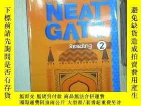 二手書博民逛書店NEAT罕見GATE READING 2 (01)Y180897