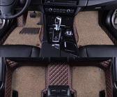 汽車腳墊專用單個主駕駛單座司機位單個全包圍防滑絲圈單片防水中元特惠下殺