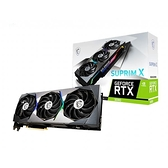 微星 MSI GeForce RTX 3080 10G SUPRIM X 顯示卡