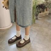娃娃鞋 日系復古可愛軟妹jk小皮鞋瑪麗珍大頭ins學生單鞋 - 風尚3C