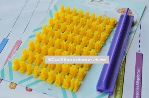 英文字母數字印章餅乾模具 壓花工具 手工肥皂壓字模具