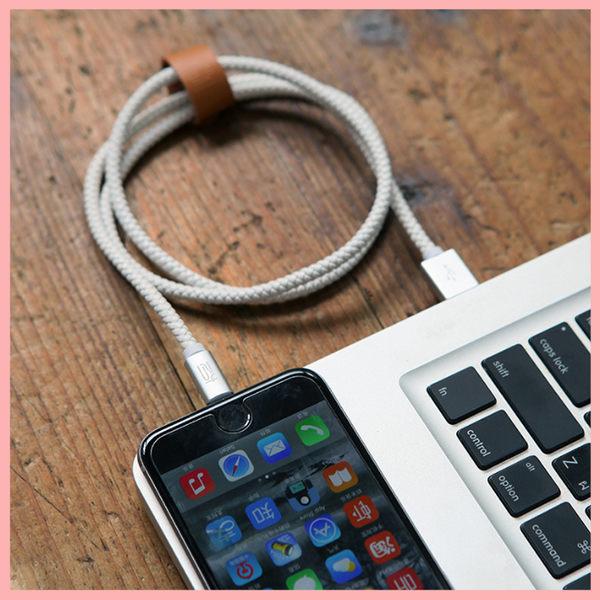 充電線 傳輸線 iPhone6 Plus 6s適用於蘋果創意潮流手機數據線熱銷【萌果殼】