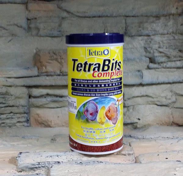 【西高地水族坊】德國Tetra 熱帶魚顆粒飼料 (1L)