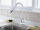 【麗室衛浴】國產 百變可彎曲自由自在白鐵/不鏽鋼廚房龍頭3215