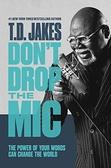 [2美國直購] Amazon 2021 暢銷排行榜 Don't Drop the Mic: The Power of Your Words Can Change the World