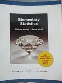 【書寶二手書T6/大學商學_QXL】Elementary Statistics. by William Navidi,